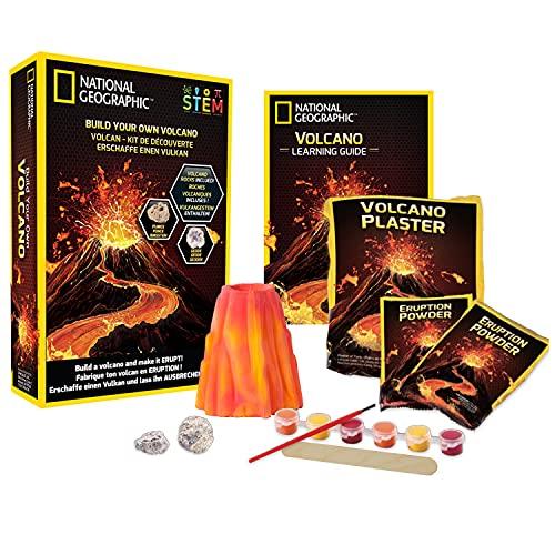 National Geographic JM00602 Costruisci il tuo kit vulcano
