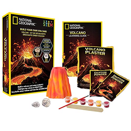 National Geographic JM00602 Costruisci il tuo kit...
