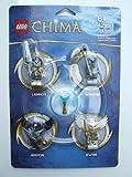 LEGO Chima 4 figures - 42 parts - Set