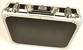 CNB PDC-410B Black Locking Aluminum Pedal Case
