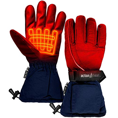 Guantes A Bateria Mujer  marca ActionHeat