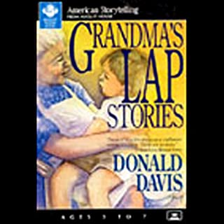 Grandma's Lap Stories cover art