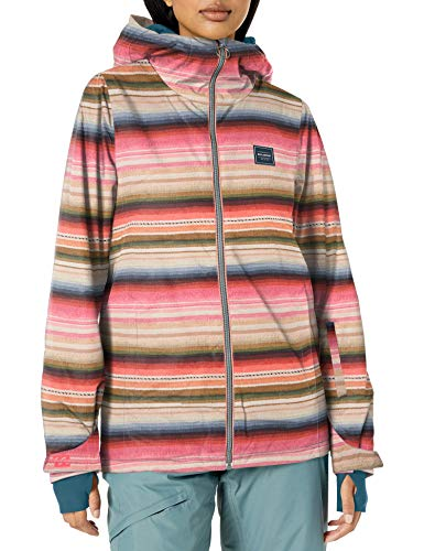 BILLABONG Damen Sula Snowboard Jacket Isolierte Jacke, Multi, Small