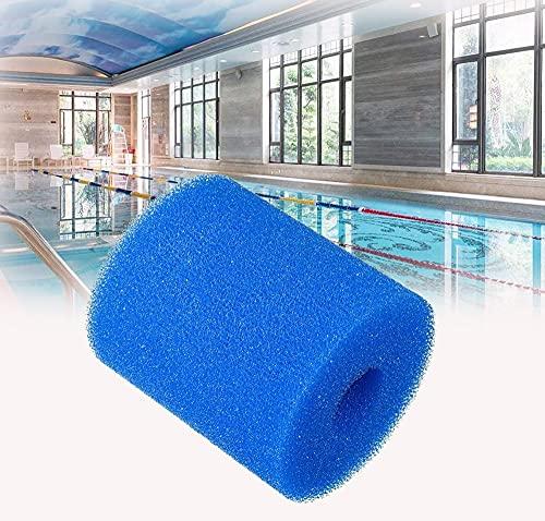 BEMAL Esponja de cartucho de filtro para filtro Intex tipo H, cartucho de filtro para piscina, jacuzzi, filtro de spa (6 unidades)