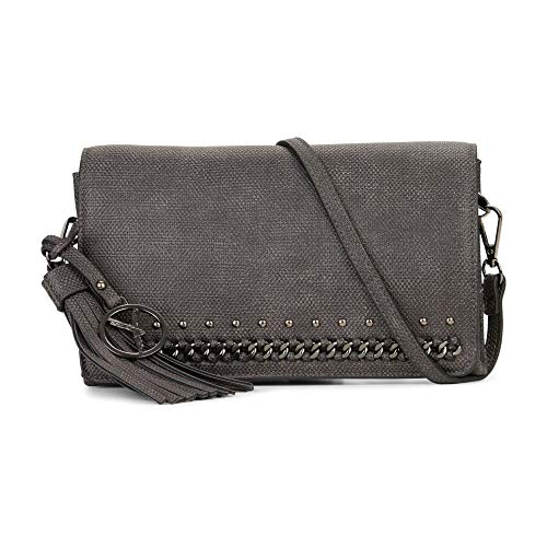 SURI FREY Clutch Dory No.1 für Damen grey 800 grey 800 One Size