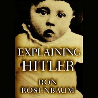 Explaining Hitler audiobook cover art