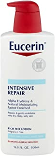 Eucerin Intensive Repair Enriched Lotion 16.90 oz (Pack of 2)