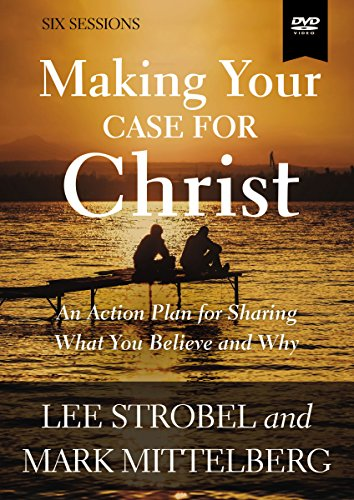 Making Your Case for Christ Video Study