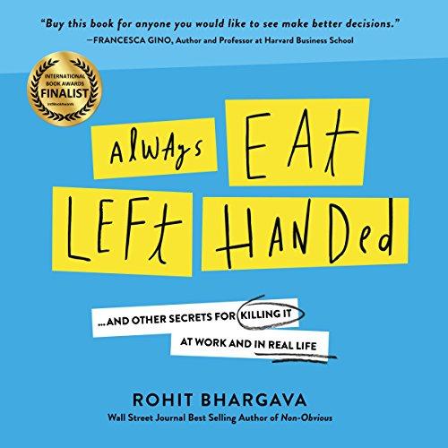 Always Eat Left Handed cover art