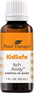 Plant Therapy KidSafe Itch Away Synergy Essential Oil 30 mL (1 oz) 100% Pure, Undiluted, Therapeutic Grade