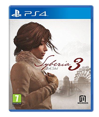 Syberia 3 Ps4- Playstation 4