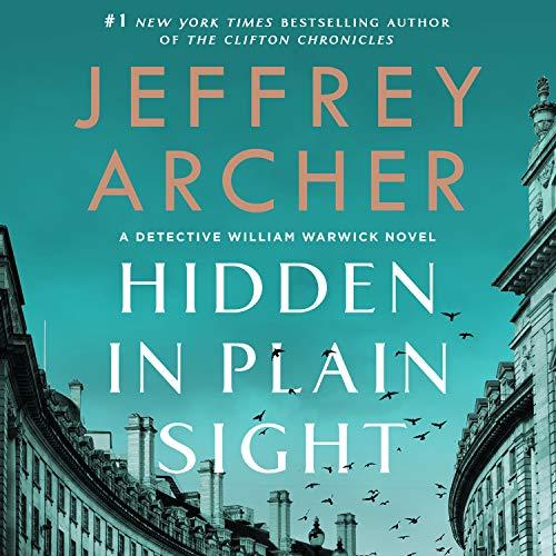Hidden in Plain Sight Audiobook By Jeffrey Archer cover art