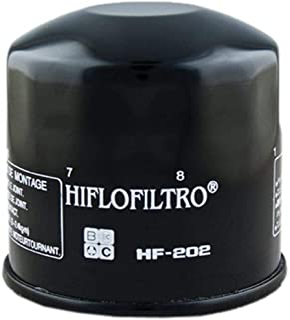 Premium Ölfilter von HiFlo Typ HF202   TÜV Süd zertifiziert!