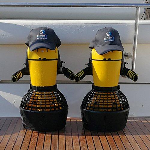 Unterwasser Scooter für bis zu 20 Meter Tiefe Bild 2*