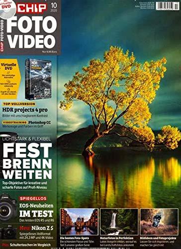 """günstig Chip Photo Video DVD10 / 2020 """"Hell und flexibel Vergleich im Deutschland"""