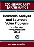 Harmonic Analysis and Boundary Value Problems
