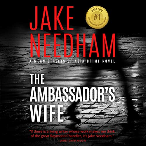 The Ambassador's Wife cover art