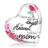 SICOHOME Memorial Gift for Loss of Mother,Sympathy Gifts for Loss of Mother Grief Funeral in Memory of Loved One Condolence Rememberance Sorry for Your Loss Loving Mom Grieving Mothers Remembrance