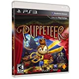 Brand New Sony Playstation Puppeteer Ps3