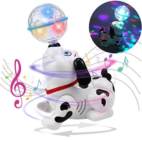 Elektrisches Spielzeug mit Musik singender tanzender Hund, Seehund, interaktives Geschenk für Kinder und Babys