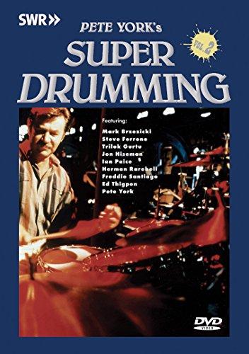 Pete York's Super Drumming - Vol. 2