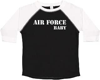 Mashed Clothing Air Force Baby Toddler/Kids Raglan T-Shirt