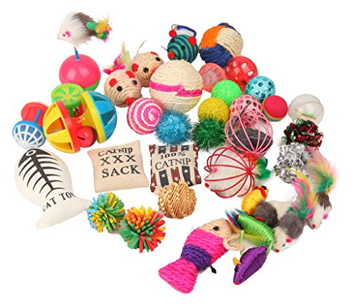 Fashion's Talk Cat Toys...