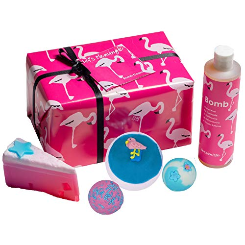 Bomb Cosmetics Let's Flamingle H...
