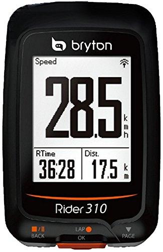Bryton Rider 310E - Ordenador de ciclismo con GPS