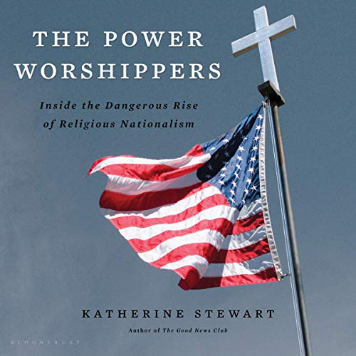 The Power Worshippers audiobook cover art