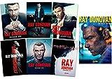Ray Donovan DVD Complete Series Season 1 - 7 DVD