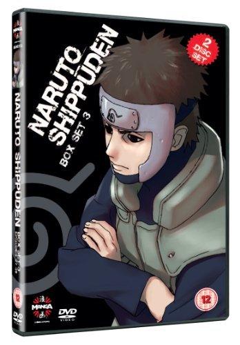 Naruto Shippuden - Les 3 films [Francia] [DVD]: Amazon.es ...