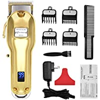 Audoc Professional Cordless Rechargeable Hair Clippers