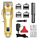 Updated Version Professional Cordless Hair...