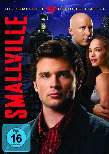 Smallville - Die komplette sechste Staffel [6 DVDs]