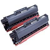 Replacement for Brother TN660 TN-660 TN2320 TN-2320 Toner Cartridge (Black, High Yield, 2-Pack) -  XYYSSM