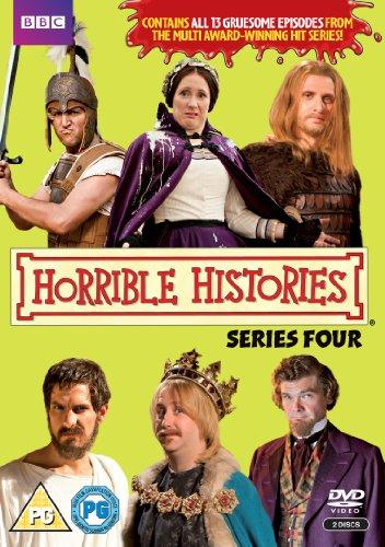 Horrible Histories - Series 4 [2 DVDs] [UK Import]