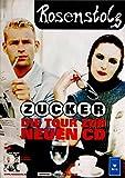 www.luisposter.de ROSENSTOLZ - 1999 - Tourplakat - Zucker -