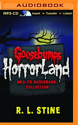 Goosebumps Horrorland Collection: 1-12