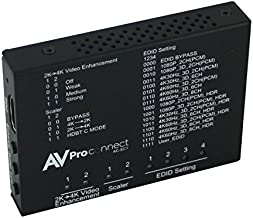 AVProConnect AC-SC1-AUHD 18 GBPS HDMI 4K Scaler (Up/Down) & EDID Fixer