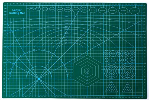 Gundam Model Builder's Cutting Mat 12'x18'(A3)