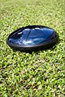 Idiopan Domina 12-Inch Tunable Steel Tongue Drum - Sapphire Blue