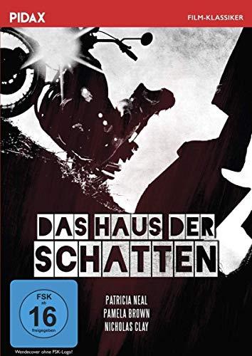 Das Haus der Schatten (The Night Digger) / Spannungsgeladener Kult-Thriller nach einem Drehbuch von Roald Dahl mit Starbesetzun