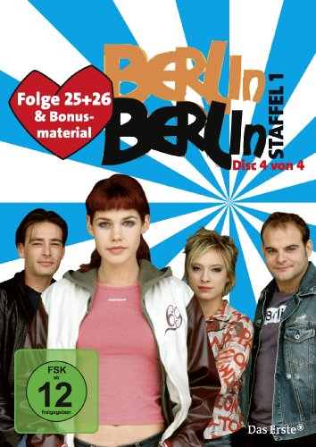 Staffel 1, DVD 4