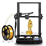 SUNLU S8 3D Printer, 310X310X400mm Big Printing Size, Dual Axis Model, Dual Z, DIY FDM, Fast Assembly, Heated Bed, Works Well in Many Types of Filament