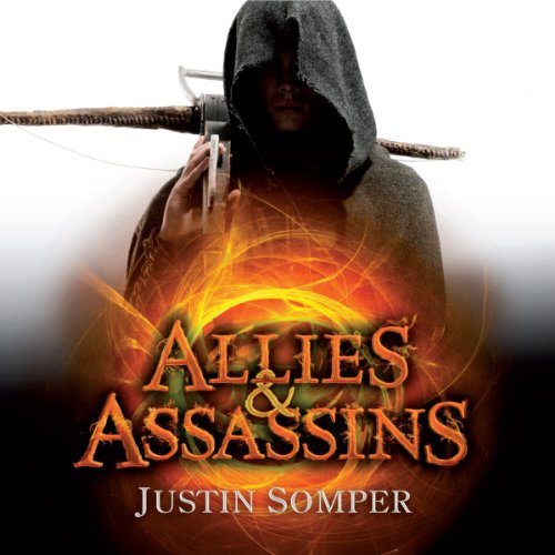 Allies and Assassins audiobook cover art