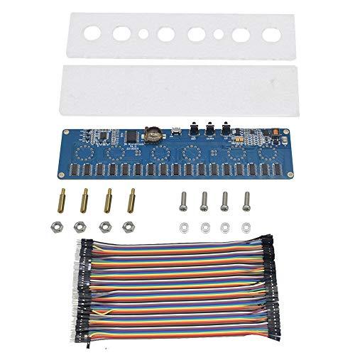 xingxing Módulo de unidad de 5V 1A In14 Nixie Tubo LED Reloj de Resplandor del Tubo del Reloj de la Placa Base Para IN14 Tubo Reloj Digital Sin Tubos Módulo de Unidad