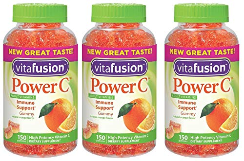 Vitafusion Power C, Gummy Vitamins for Adults (450 ct)