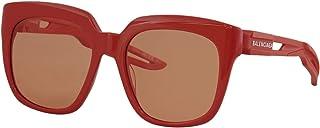 Balenciaga - Gafas de sol BB0025S 003 rojo rojo talla 54 mm gafas de sol unisex