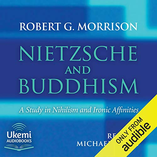 Nietzsche and Buddhism cover art